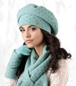 2a18a6f3e070df czapki, berety i komplety zimowe damskie KAMEA - KLARA Sklep Internetowy
